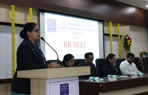 HR MEET AND ALUMNI MEET 2019 ON 10TH AUGUST 2019